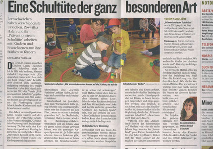Kleine Zeitung, 22.Mai 2015