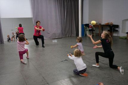 Bewegungskurs Rosinka in Graz mit Irina Kuhn