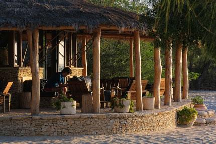 Votre hôtel à Anakao, Tuléar, Madagascar