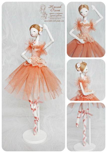 тряпиенса (корейская куколка) Маслик Ольга