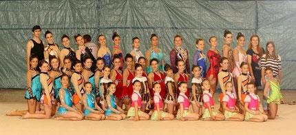 Foto del Club, temporada 2011/2012