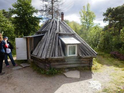 初期型の家