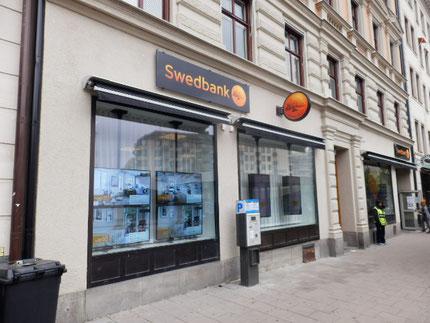 スウェド銀行