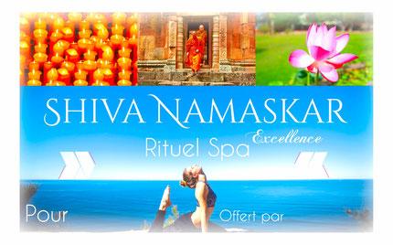 massage bien etre biarritz, rituel spa shiva namaskar