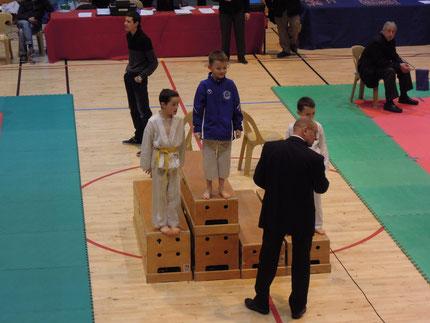 Théo Champ.de Savoie Kumité 01-2014