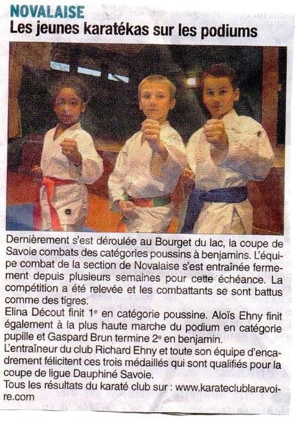 Champ.de savoie Kumité - Janvier 2014