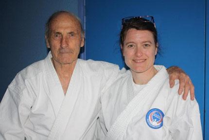Nolwen et Jean-Pierre (avril 2014)