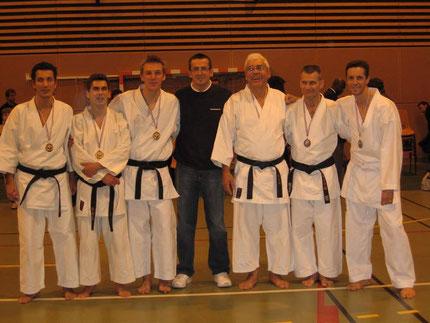 Janvier 2005 - Champ. de Savoie Kata