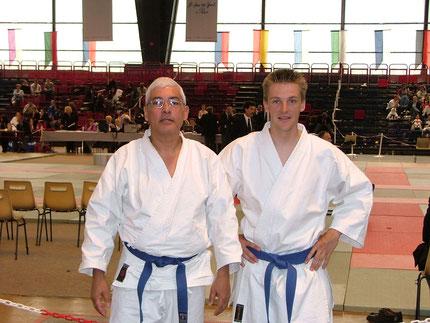 Décembre 2004 - Corpo Paris - Bruno - Michel