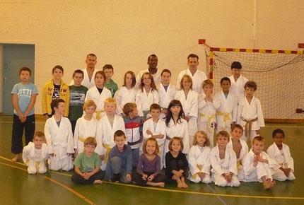 Groupe Enfants 2012