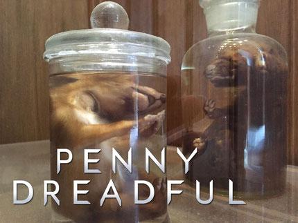 Penny Dreadful van Netflix, lees erover op de dramaserie blog op www.studiolasogne.nl