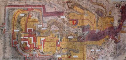 佐倉城下の主要な坂道