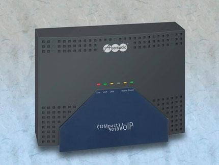 Auerswald COMpact 5010 VoIP am 5.2.2015 von Auerswald abgekündigt!