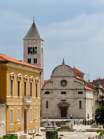 Kroatien, Zadar