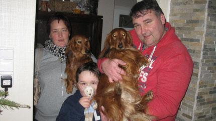 Die glückliche Familie:)