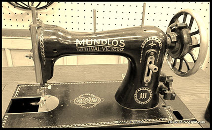 MUNDLOS  ORIGINAL-VICTORIA  111  CB