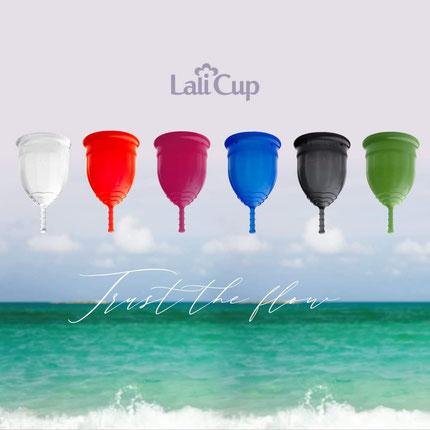 LaliCup Menstruationstasse