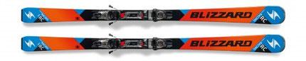 Blizzard Ski WCS Sondermodell 2014/15