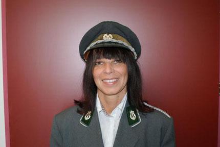 Uniform der Nachkriegszeit