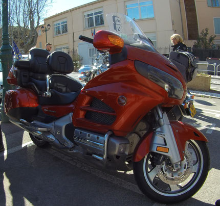 HONDA Goldwing 1800 GL
