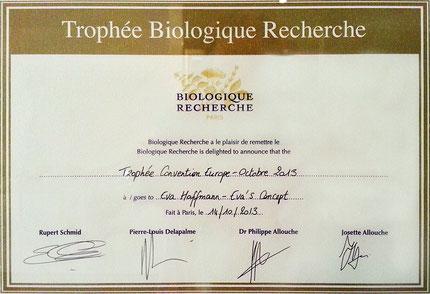 Trophée Biologique Recherche