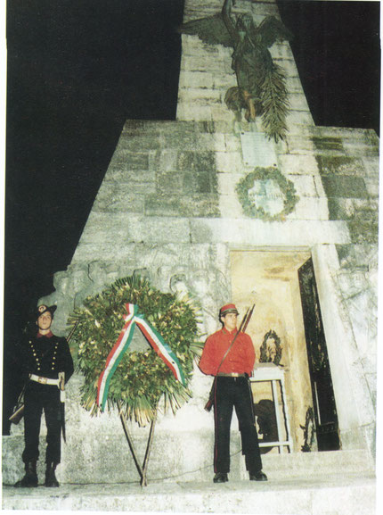 Monumento Ossario ai Caduti Garibaldini