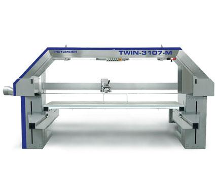 OMNI-GRIND TWIN Zweiband-Schleifmaschine