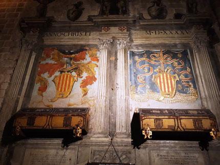 Интересные факты о кафедральном соборе, Барселона