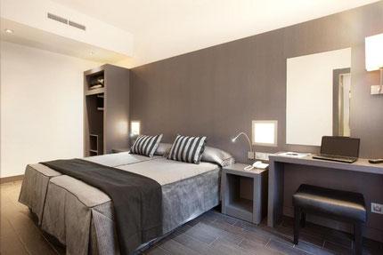 Хорошие отели в центре Барселоны