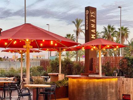 Ресторан Maná 75: отличная паэлья в Барселоне