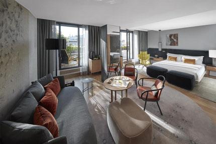 Роскошные отели в центре Барселоны - пять звезд