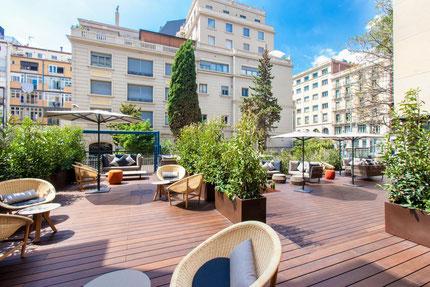 Отели 5 звезд в центре Барселоны