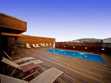 Hotel Lleó - отели 3* звезды в центре Барселоны
