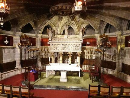 Интересные факты о Кафедральном соборе Барселоны