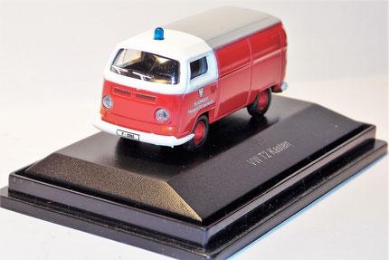 VW Bulli T2,Schuco