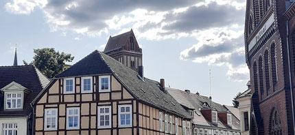 Historische Städte in Brandenburg