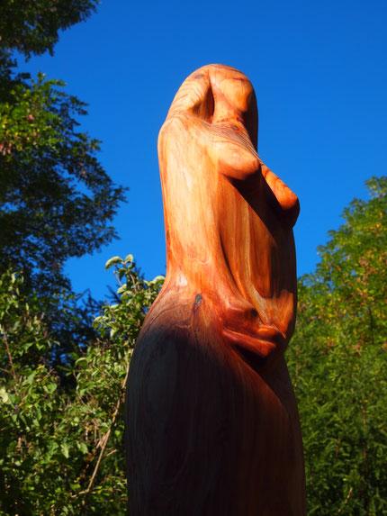 clic sur l'image pour voir la naissance de cette sculpture
