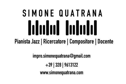 Simone Quatrana - Contatti