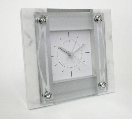 大理石置時計