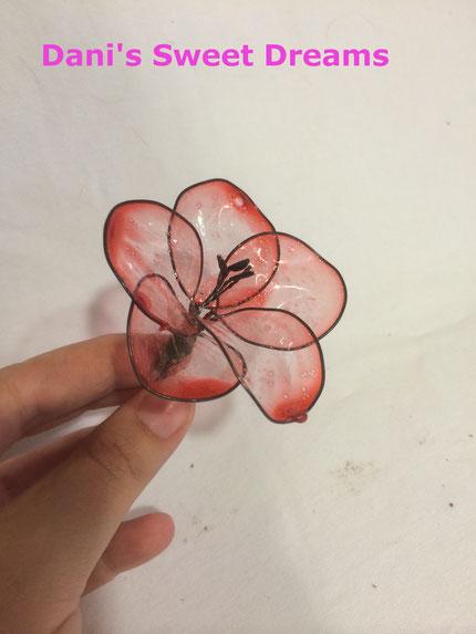Gelantine Blumen