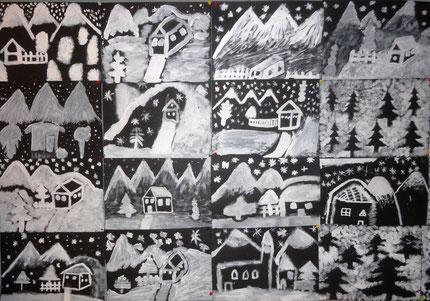 Winterlandschaften 2.NMS
