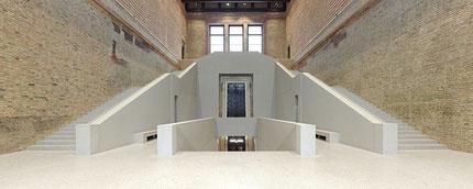 Treppenhaus NeuesMuseum Berlin