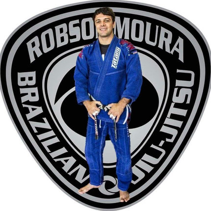Tis is a photo of Professor Robson Moura at RMNU Deland Florida Deland Martial Arts