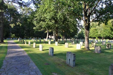 Soldatenfriedhof Hürtgen