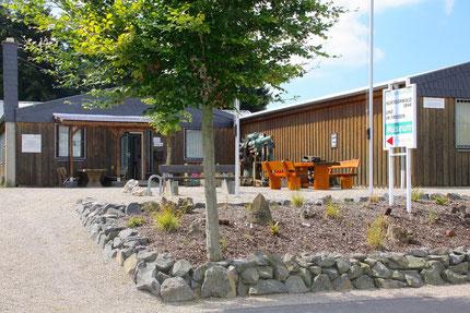 Museum Hürtgenwald 1944 und im Frieden im Sommer 2012