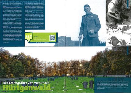 "Auszug aus Broschur ""10 Hörstellen …"" der Liberation Route NRW e.V."