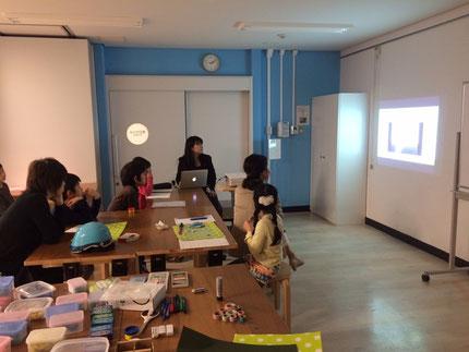 「かっぱの寺子屋」クレイアニメ教室