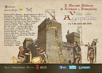 Programa del Mercado Medieval en Agoncillo