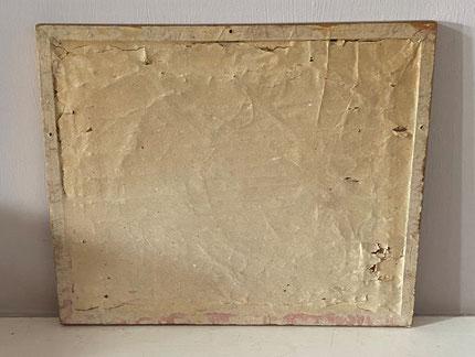 Scandinavian Mangle Board dated 1829