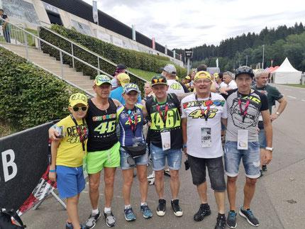 """unsere """"Benzinbrüder"""" auf den Weg zum MotoGP nach Spielberg 2019"""
